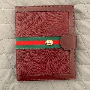 Gucci Address Book